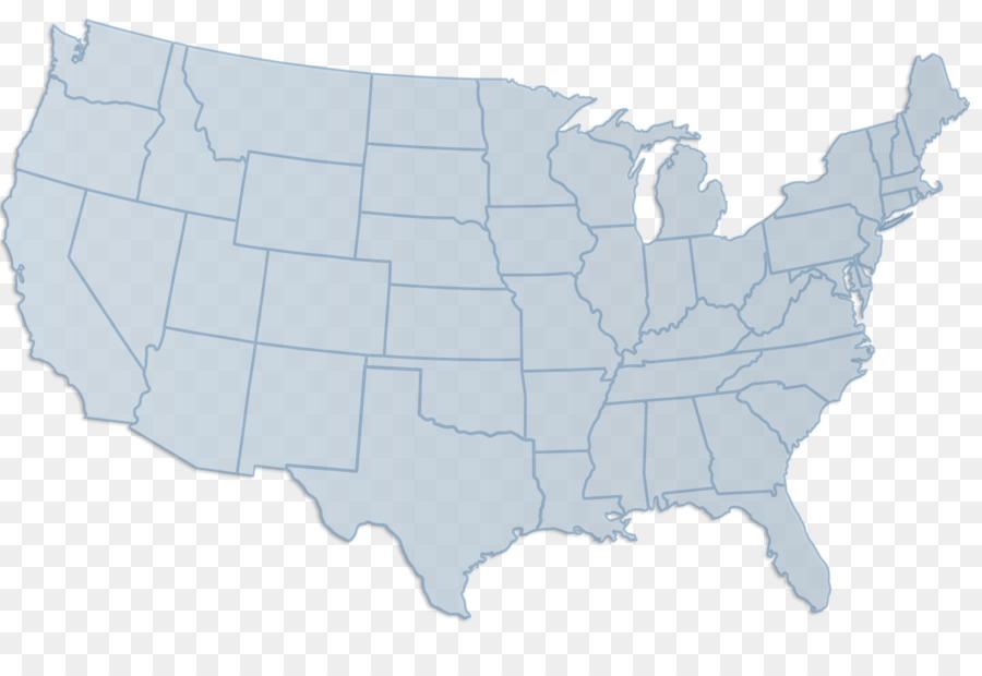 U S State North Carolina Missouri Maine Washington D C Gray