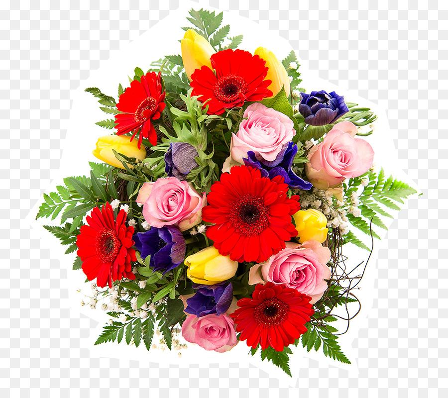Flower bouquet Floristry Cut flowers Floral design - bouquet clipart ...
