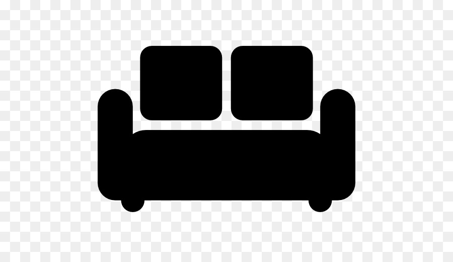 Furniture Couch Bedroom Building Living Room Sofa Vector Png