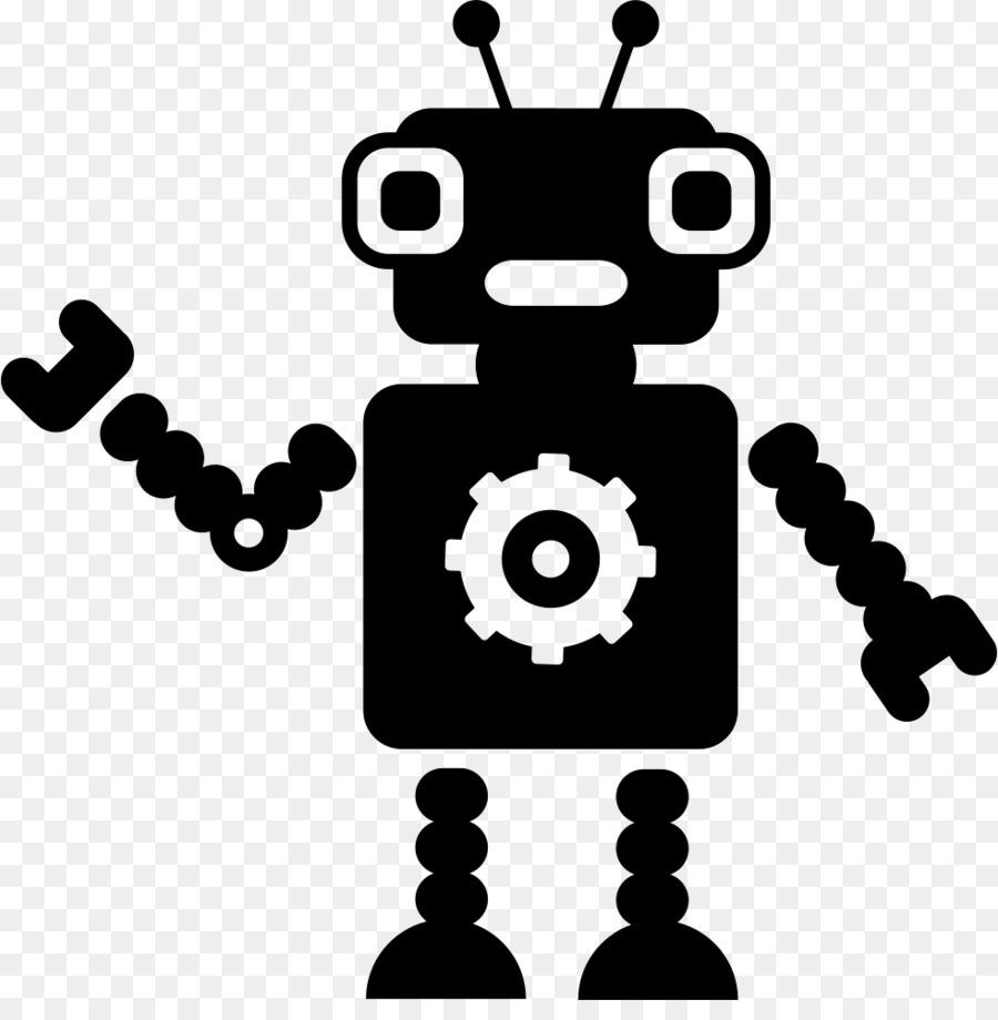 robotic arm robotics silhouette robot vector png download 982 rh kisspng com robot vector technical drawing robot vector art