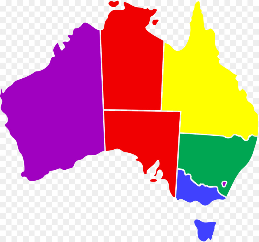 Australia United States Map Australia Map Png Download 1099 1024