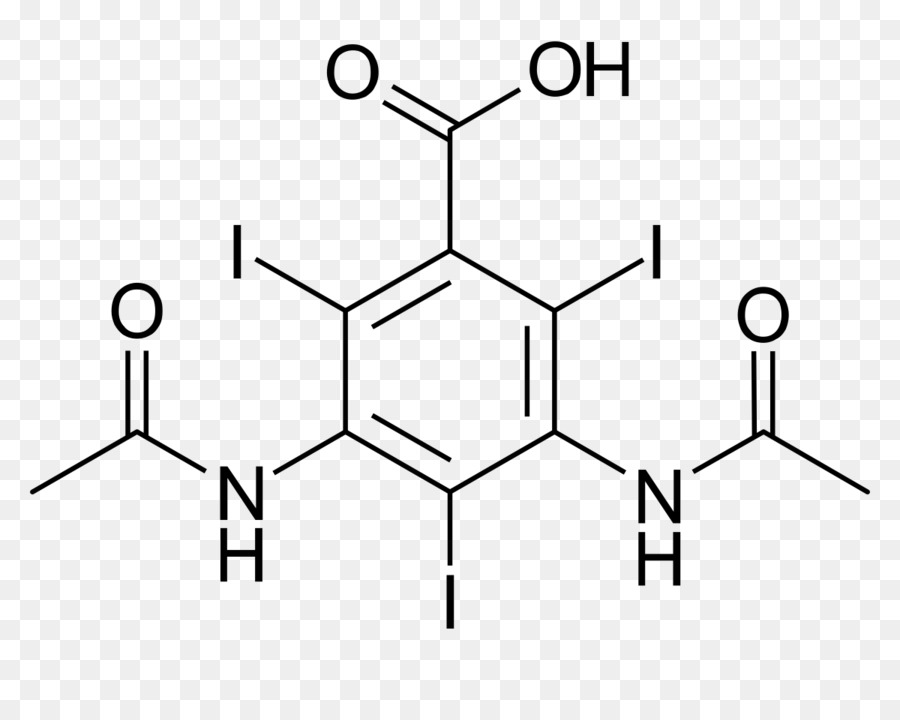 Chemical Formula Molecule Iodine Structural Formula Chemical