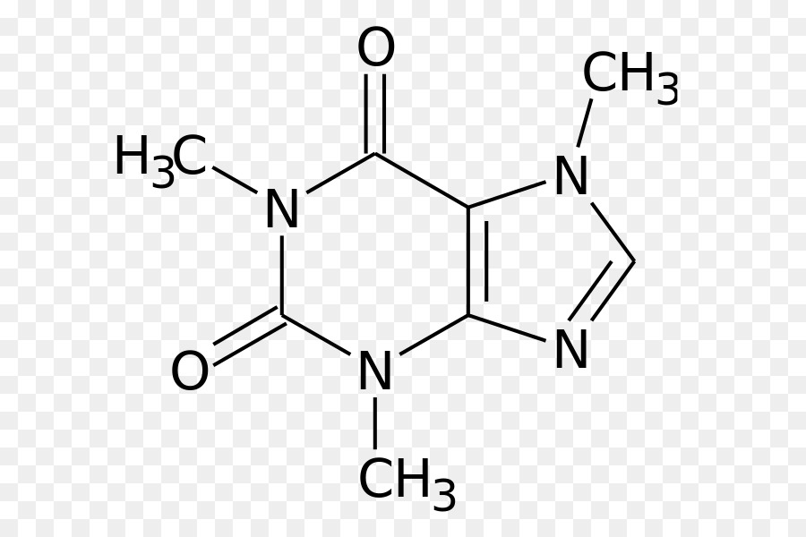 Caffeinated Drink Energy Drink Caffeine Chemical Structure Coffee