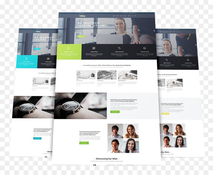 responsive web design web template system joomla web templates png