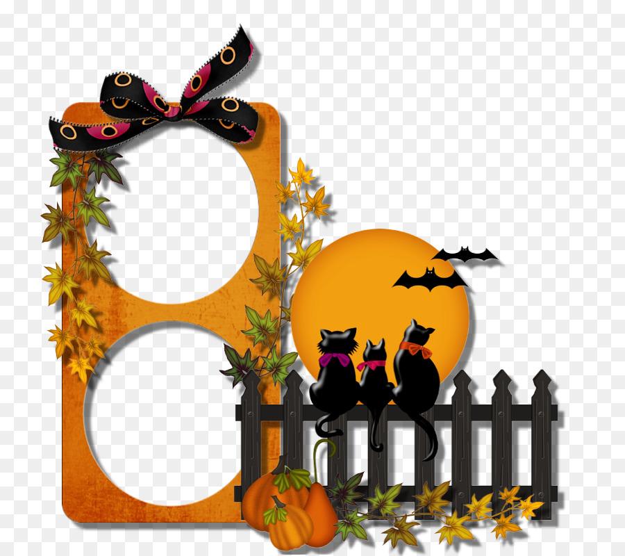 Halloween Picture Frames Pumpkin Clip Art Halloween Png Download