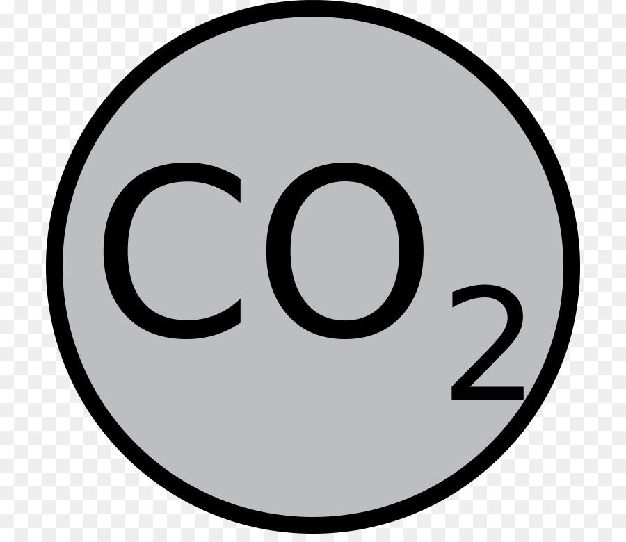 Carbon Dioxide Symbol Chemistry Black Carbon Symbolic Png Download