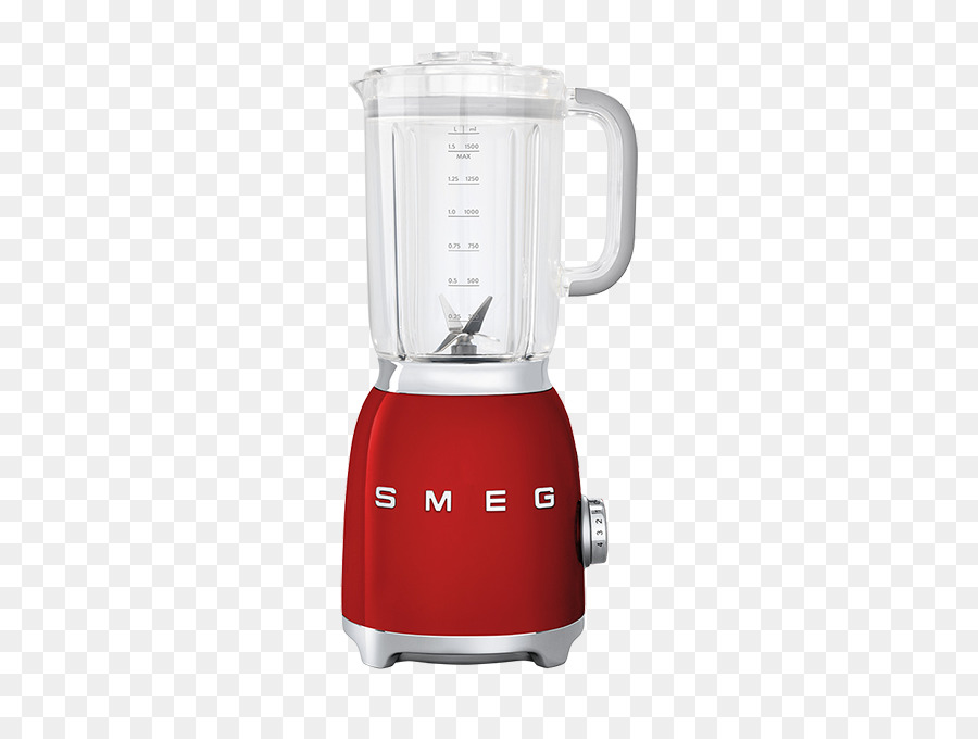 Smoothie Blender Smeg Mixer Refrigerator Kitchen Appliances Png
