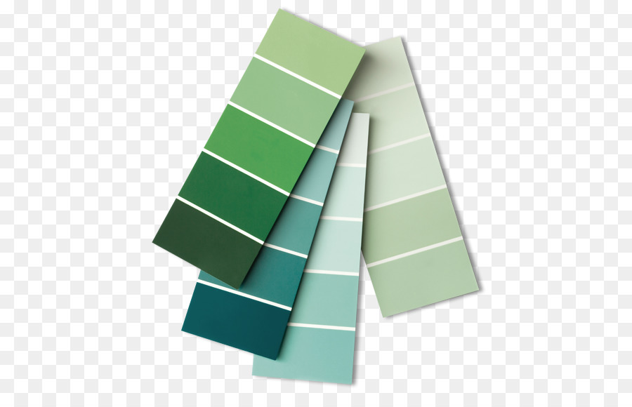 Color Chart Paint Color Scheme Green Technologysample Png Download