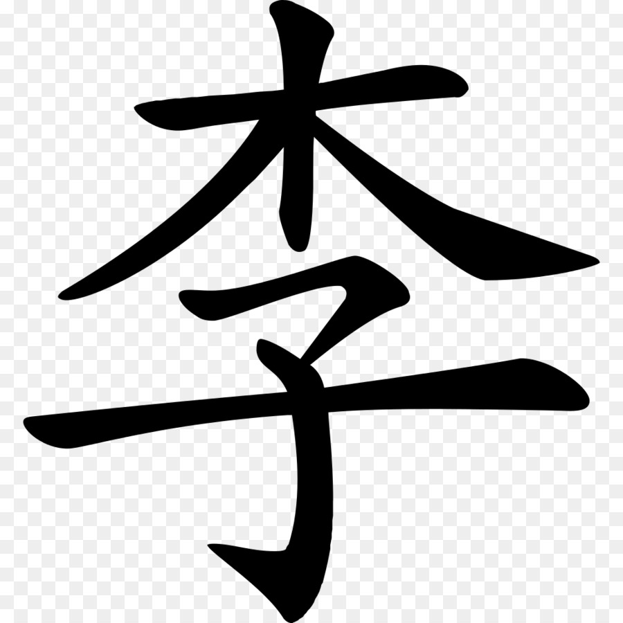 China Chinese Characters Surname Translation Chinese Elements Png