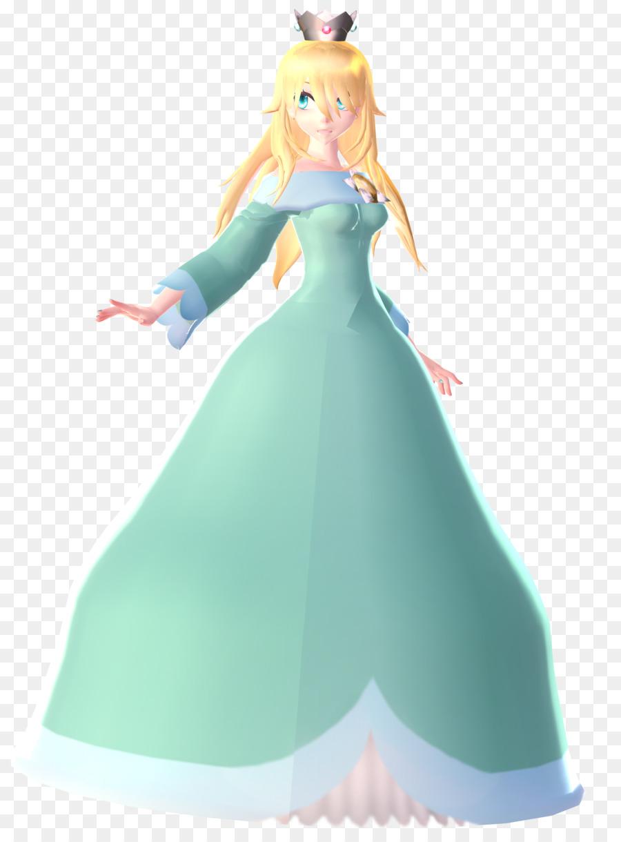 Rosalina Princess Peach Princess Daisy Super Mario Galaxy Bowser ...