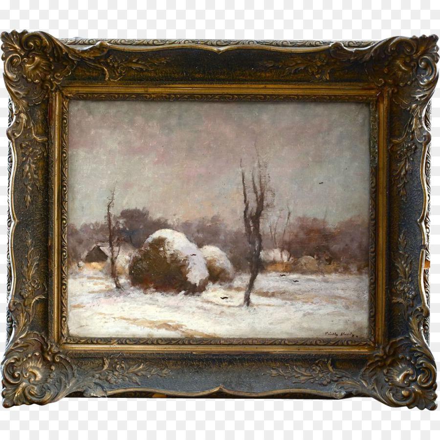 La pintura de la vida de Marcos de cuadros Antiguos Rectángulo ...