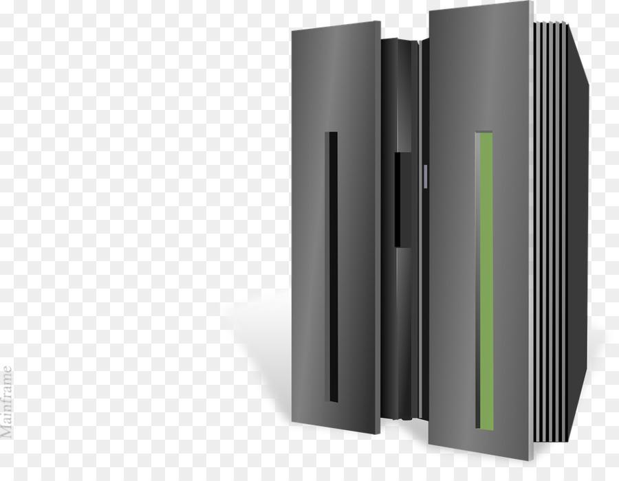 Mainframe computer Computer Servers Computer Icons Clip art - server ...