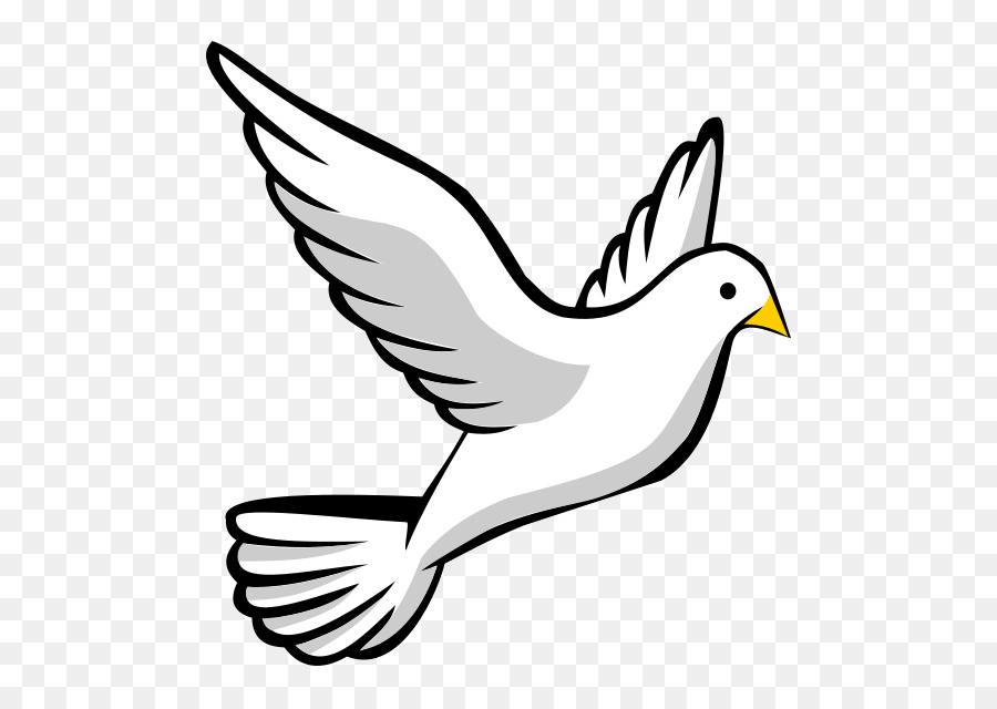 Doves As Symbols Columbidae Clip Art The Dove Of Peace Png
