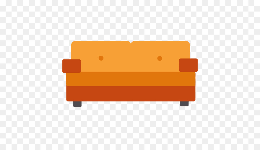 Couch Furniture Sofa Vector Png Download 512 512 Free