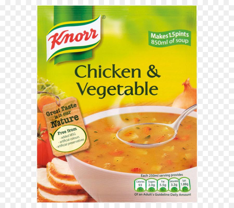 Soße Von Knorr Food Vegetarische Küche Sauce   Gemüse Suppe