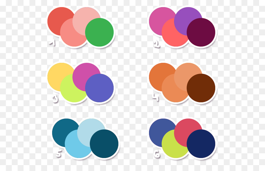 Color Scheme Palette Computer Wallpaper Point Png