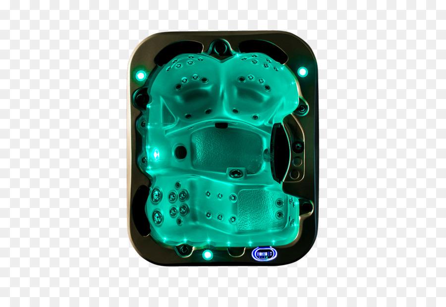 Hot tub Swimming pool Spa Neon lighting Light-emitting diode - neon ...