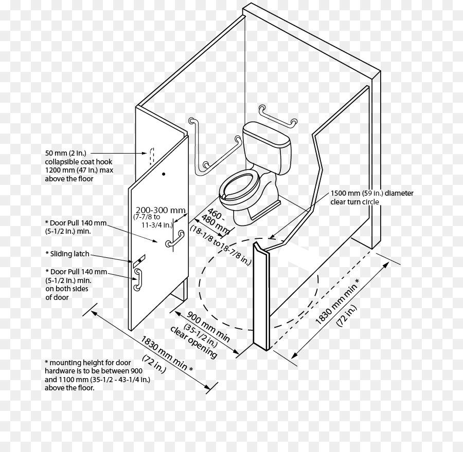 Window Accessible Toilet Bathroom Public