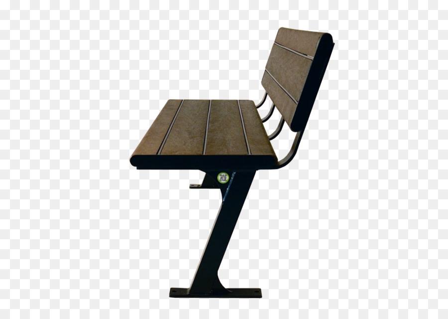 Mesa Banco de muebles de Jardín Silla - vista lateral Formatos De ...