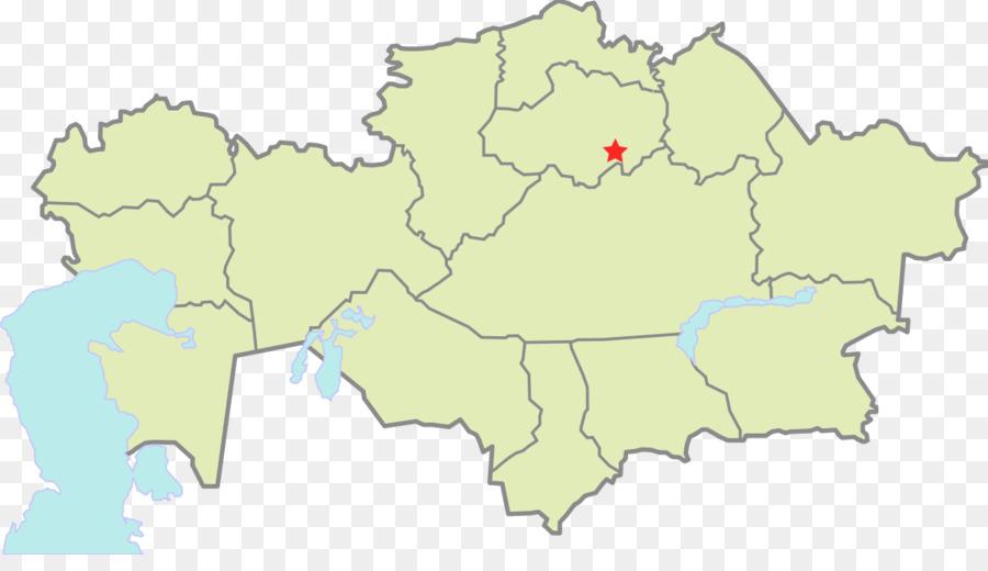Regions Of Kazakhstan Astana Almaty Map Wikipedia Islamabad Png