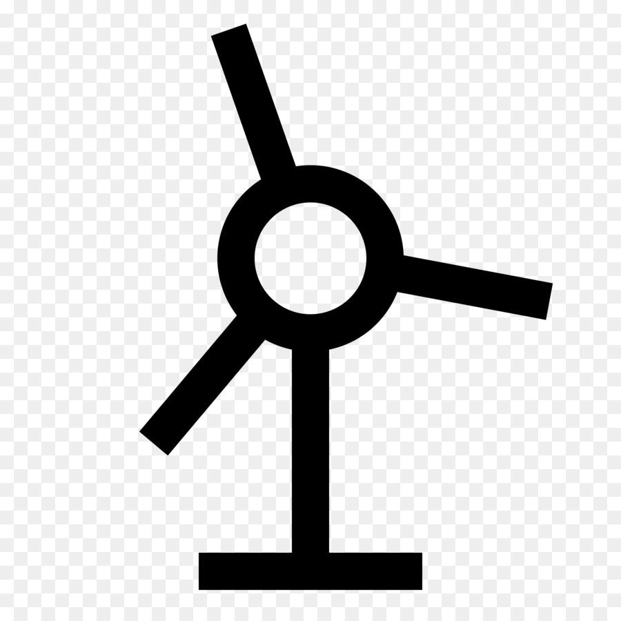 Windmill Wind Turbine Windpump Clip Art Others Png Download 2000