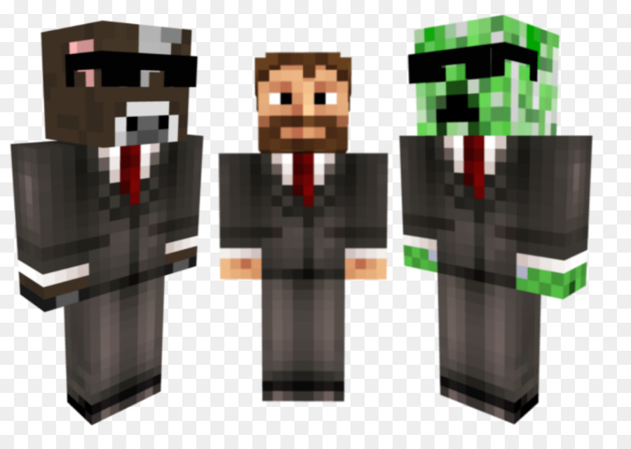 Minecraft Story Mode Season Two Skin Xbox Suit M Png - Skins gratis minecraft xbox 360