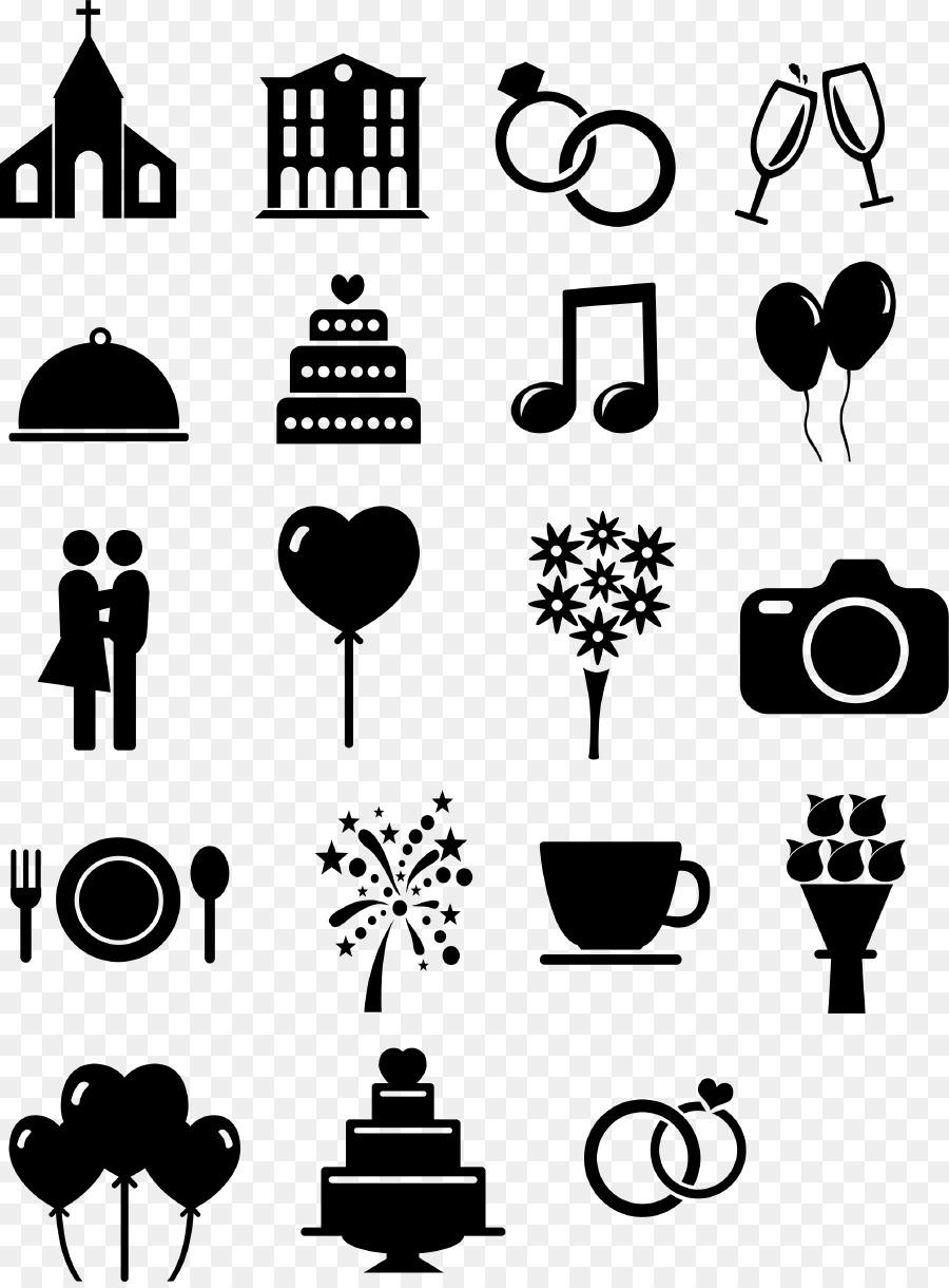 Computer Icons Gratis Wedding Template Clip art - timeline vector ...