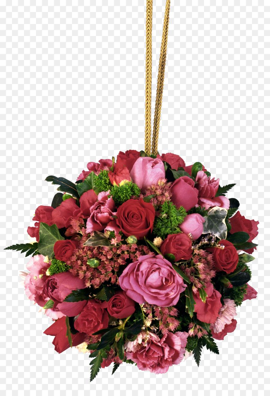 flower bouquet clip art hanging flower png download 2815 4072