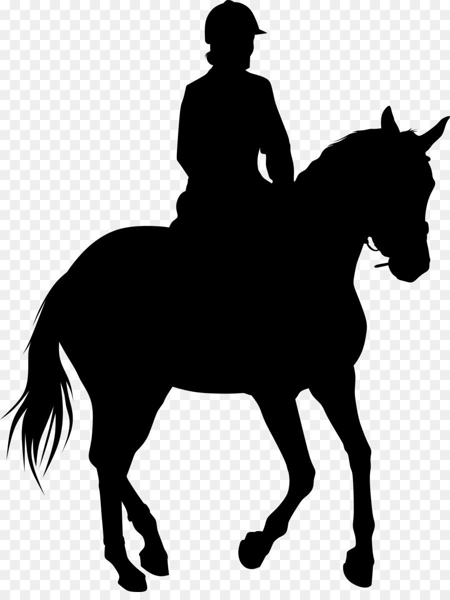 Equestrian Statue Horse Silhouette