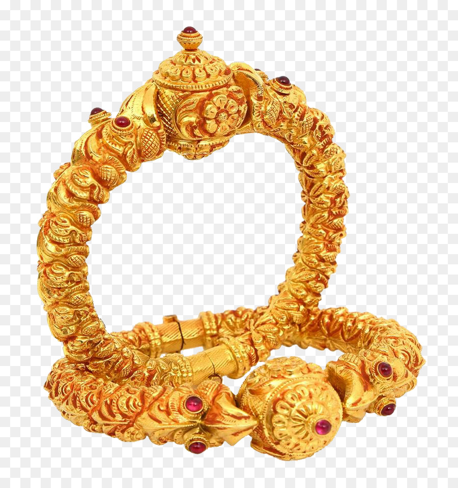 Jewellery Gold Bangle Jewelry design indian jewellery png download