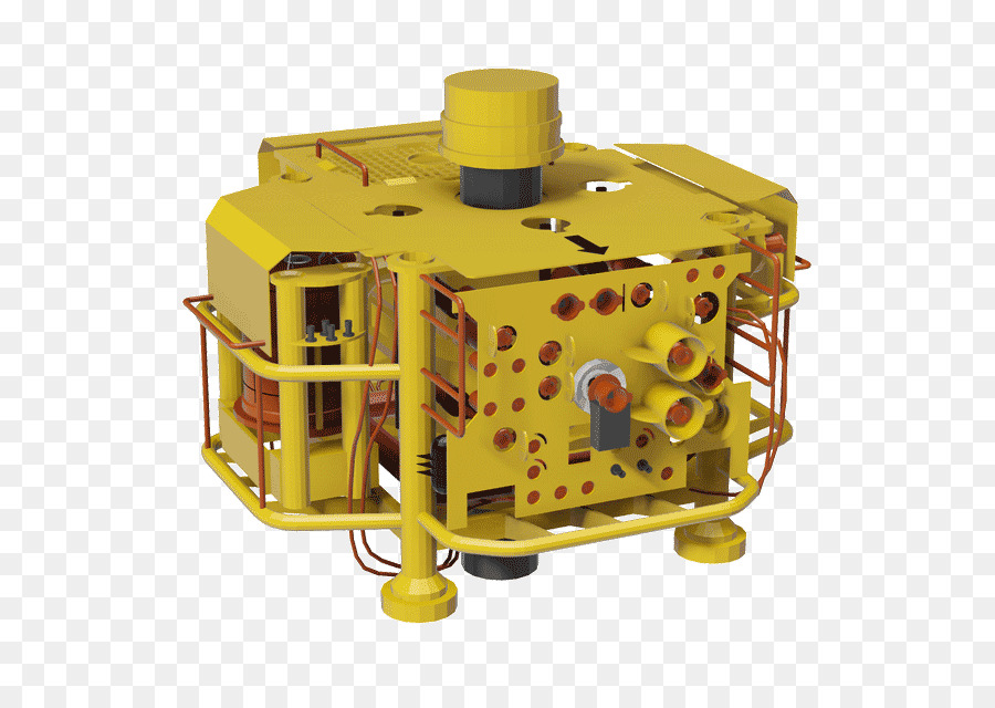 Subsea Christmas Tree Control Valves Control System Low Carbon