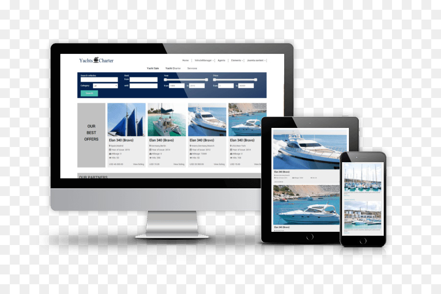 Web development Responsive web design WordPress Theme Joomla - Web ...