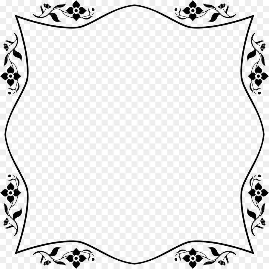 Borders and Frames Clip art - cartoon wedding invitations png ...