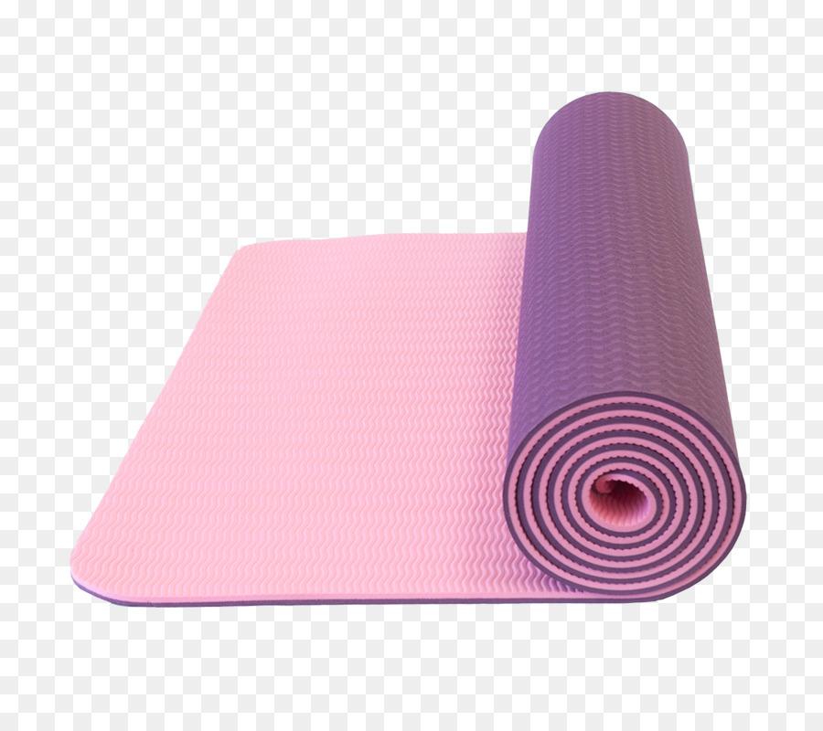 f2cbbc2f9806c Yoga   Pilates Tapetes de elastômero Termoplástico Exercício de Aeróbica -  esteiras