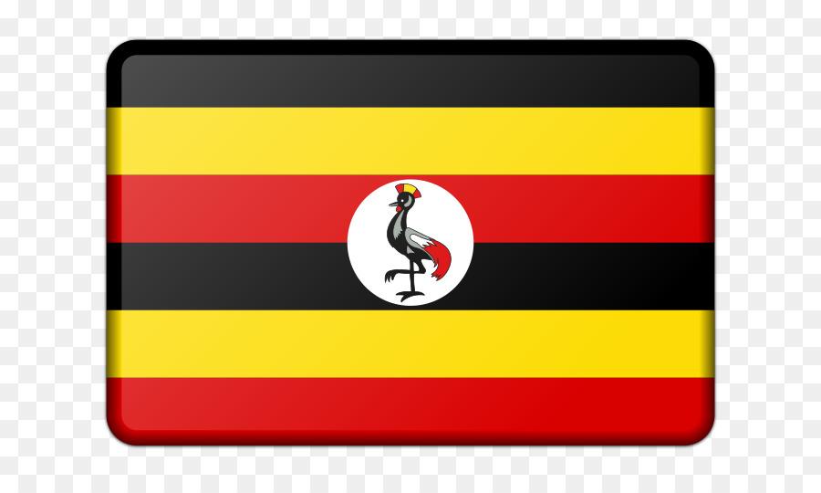 Ugandanın Ulusal Bayrağı Boyama Kitabı Bayrak Kamu Dekorasyon Png