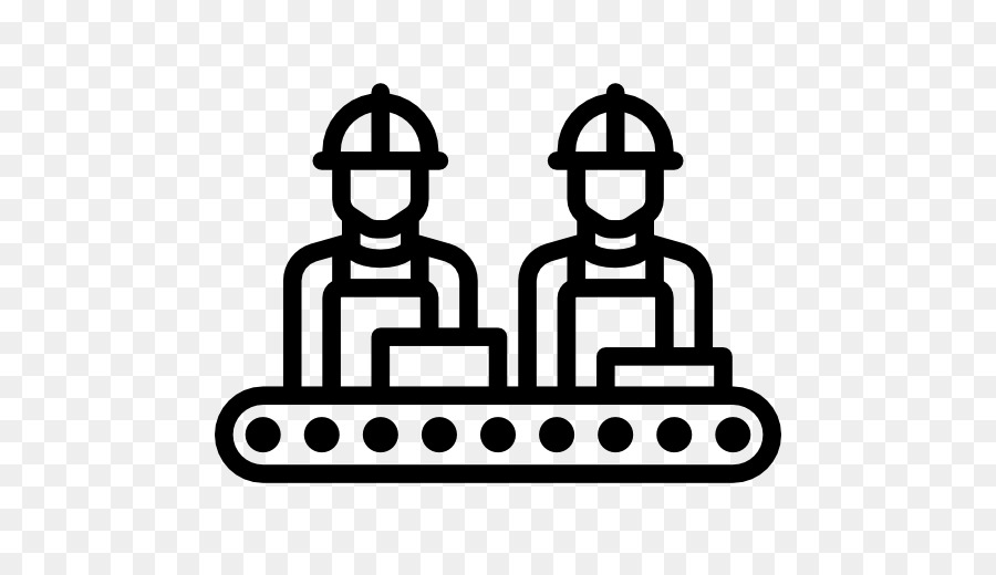 Assembly Line Production Line Manufacturing Computer Icons
