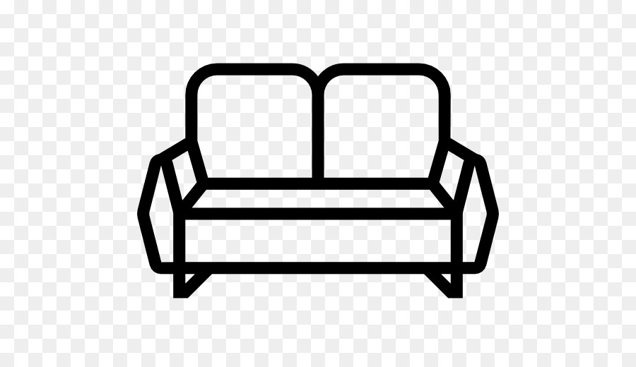 Table Couch Living Room Furniture Chair Sofa Vector Png Download