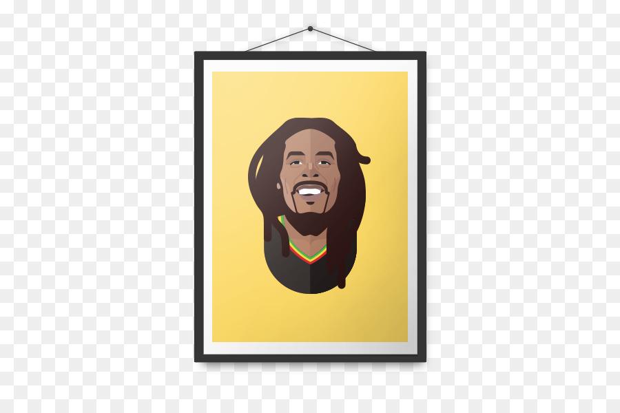 Poster Animal Picture Frames Homo sapiens - Bob Marley png download ...