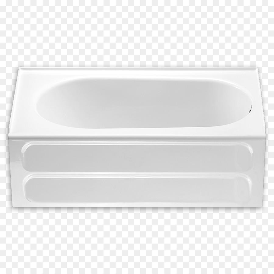 Hot tub Bathtub Sink Bathroom American Standard Brands - bathtub png ...