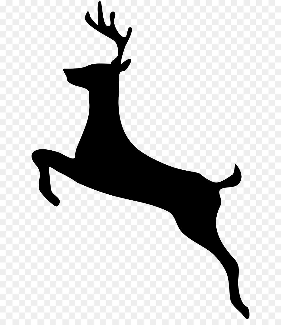 white tailed deer moose clip art deer vector png download 698 rh kisspng com  whitetail deer head clipart