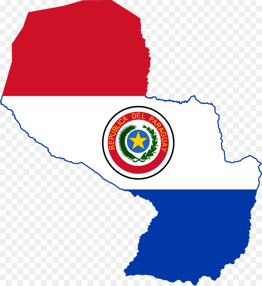 flag map png download - 942*1024 - Free Transparent Paraguay png ...