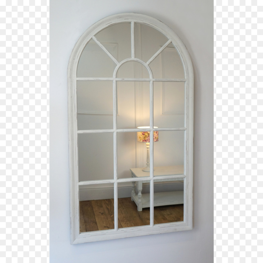 Window Mirror Arch Distressing Shabby chic - arched door png ...