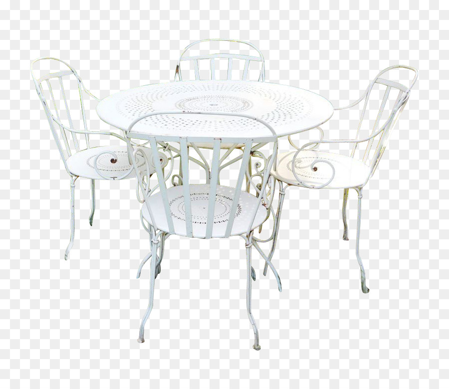 14 Chair Garden Furniture   Cafe Table