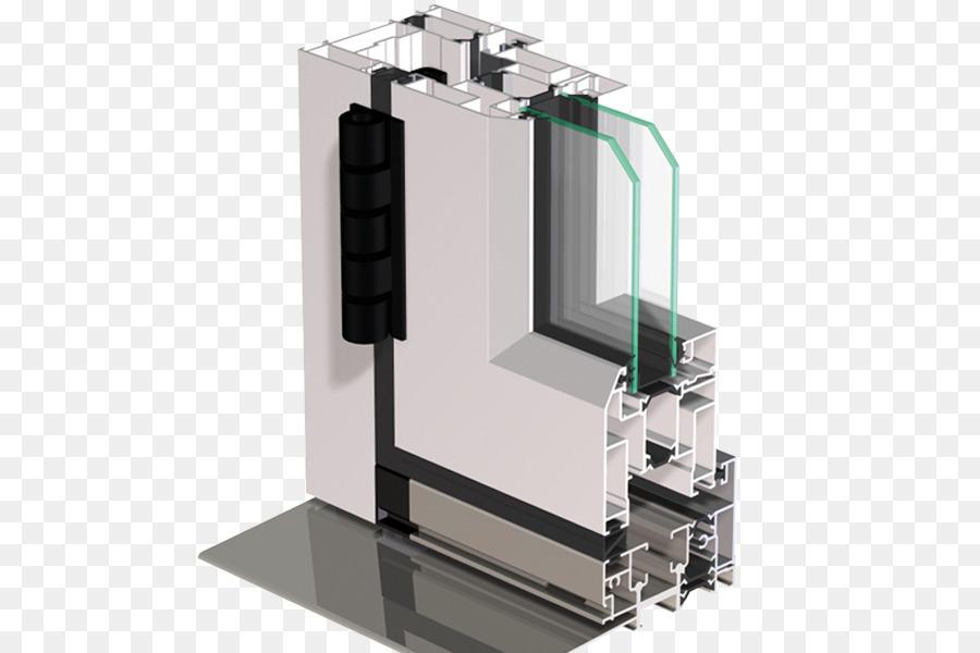 Window Folding door Door handle Aluminium - bi fold brochure png ...