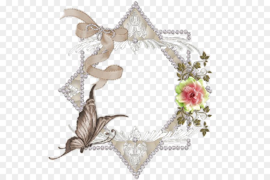 Paint Picture Frames Clip Art Glass Flowers Png Download 600