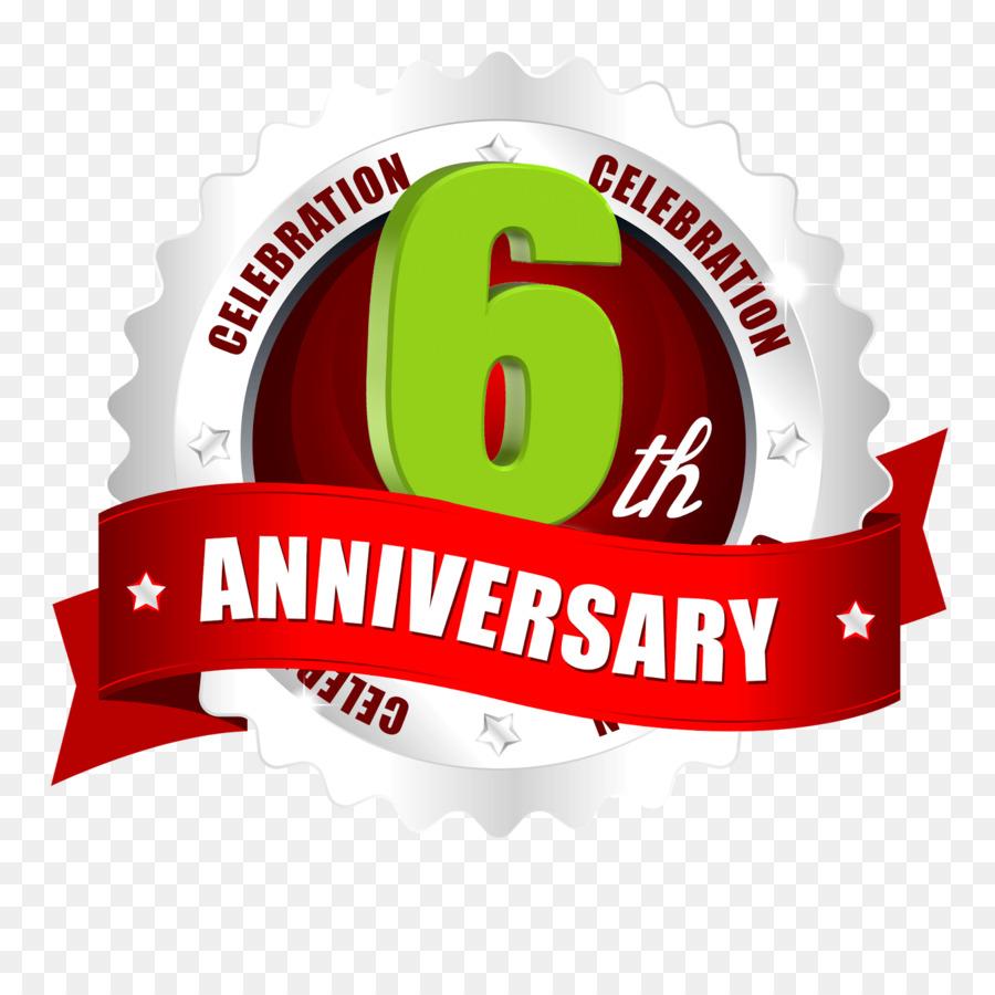 Wedding anniversary Gift Clip art - golden anniversary creative png ...