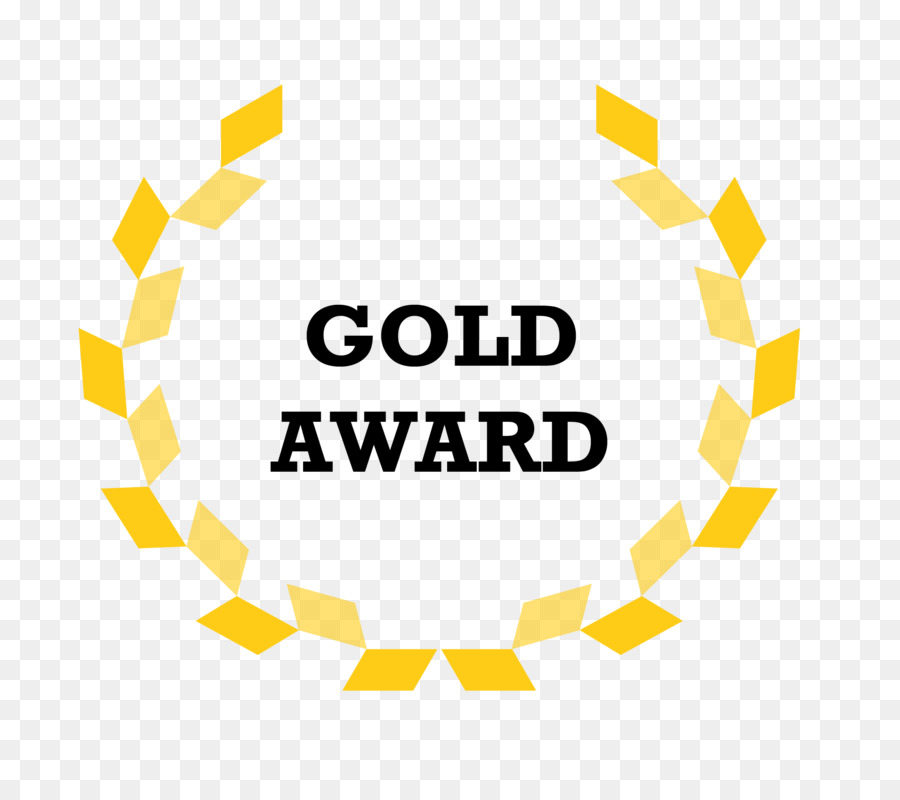 Gold Award Periodic Table Symbol Chemical Element Certificate Gold