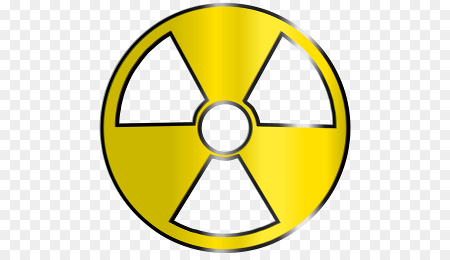Radioactive Decay Nuclear Power Clip Art Symbol Png Download 512