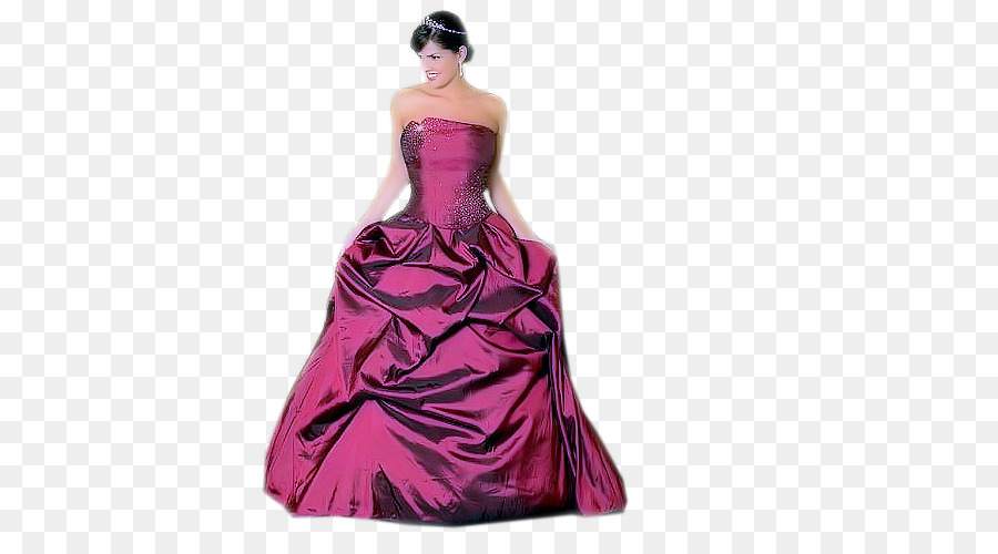 Wedding dress Party dress Bride Evening gown - fancy dress png ...