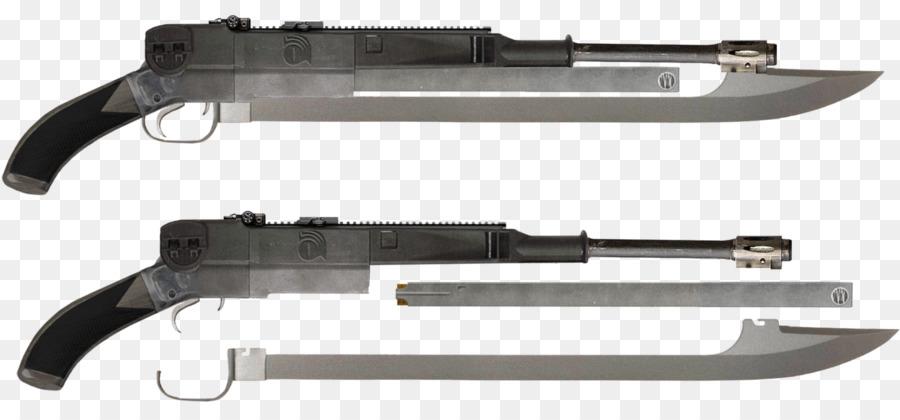 Arme Prototype arme gunblade de pistolet, épée, pistolet à air - prototype de